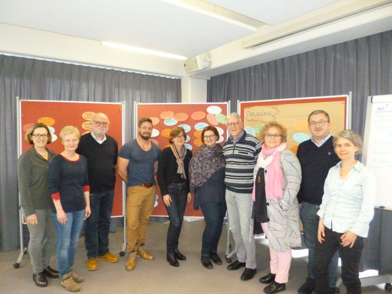 """Erasmus+ Projekt """"Psychosoziale Basisbildung in der Erwachsenenbildung"""""""