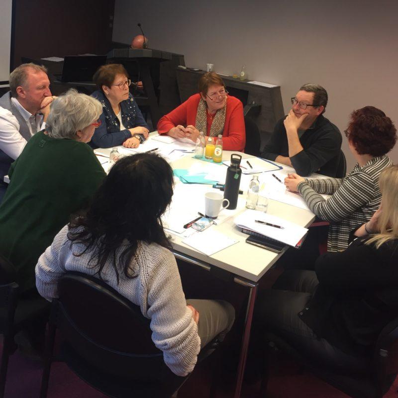 Begleitmaßnahme zur Qualitätsentwicklung der Einrichtungen der Erwachsenenbildung in Ostbelgien - Foto in der Fotogalerie
