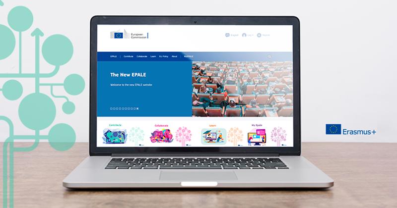 Neuigkeiten von der e-Plattform für die Erwachsenenbildung in Europa