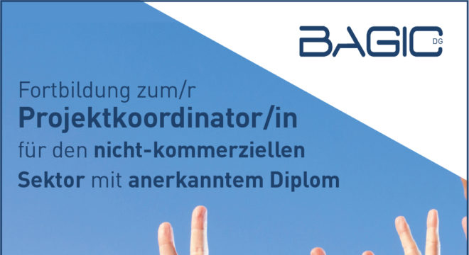 Bagic-Kurs startet im September -