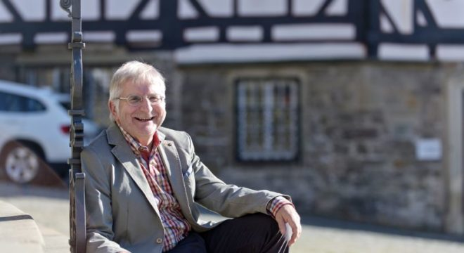 Vortrag mit Pierre Sturz am 21. September im Alten Schlachthof -